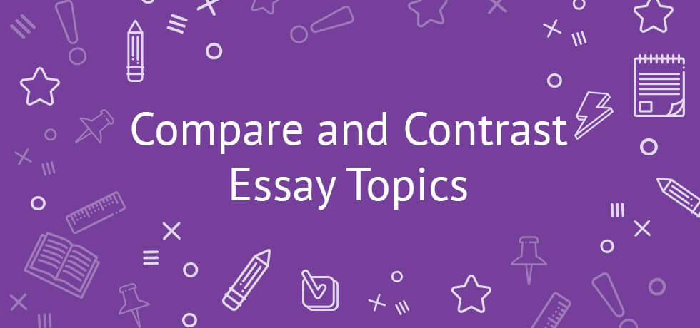 Effective compare and contrast essay planning for college students