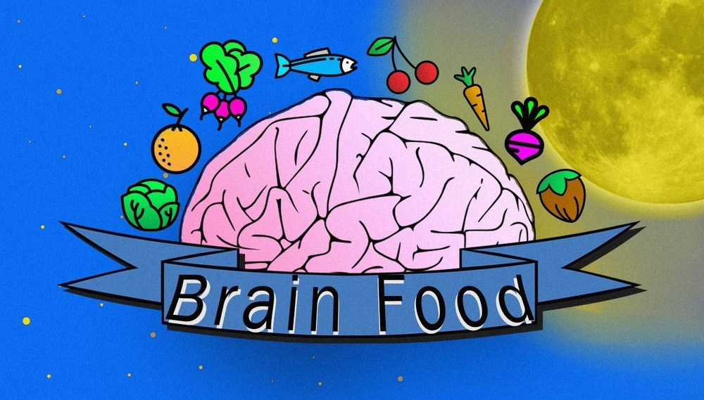 Food for brain activity